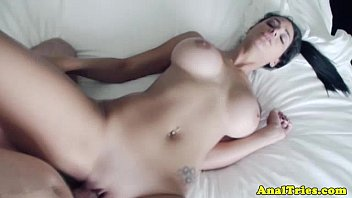 Morena sexy metendo no motel