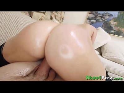 Sexo selvagem com uma latina