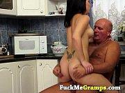 Sexo na cozinha com a cunhada safada