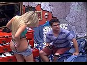 Big Brother Brasil 13 com a Loira Fernando Mostrando a Bunda