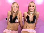 Irmãs Gêmeas Idênticas Fazendo Sexo Gostoso
