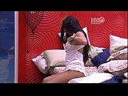 Munik Trocando de Roupa no Big Brother Brasil 16