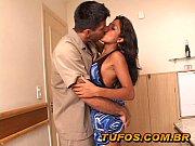 Mulher Brasileira Muito Gostosa Fodendo com o Faxineiro do Prédio