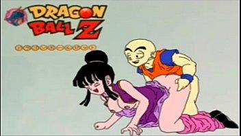Video porno com a Bulma do Dragon Ball fudendo gostoso