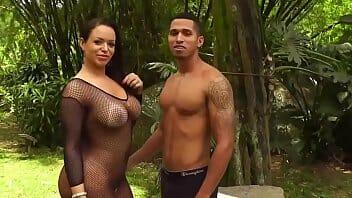 Angel Lima dando para seu fã sem camisinha