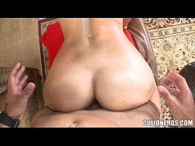 Porno de uma carioca gostosa e gulosa por sexo