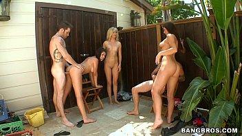 Grupal com mulheres gostosas