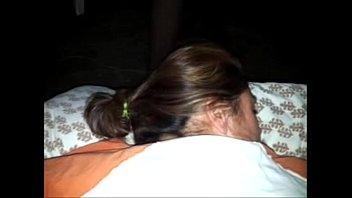 Tomando pau dormindo